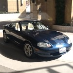 1999 Mazda MX-5 Miata - Blue