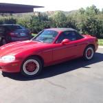 1999 Miata Convertible