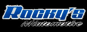 Rockys Miatomotive Logo