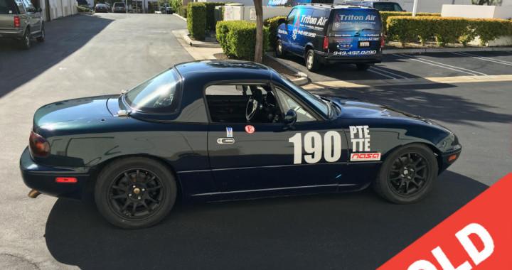 1996 Miata Racer