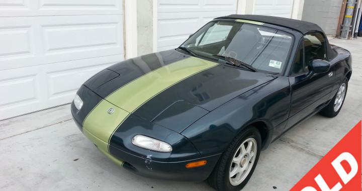 1996 Mazda Miata MX-5