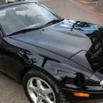 1995 Black Miata