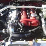Red Miata Motor