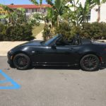 Black 2016 Mazda Miata MX-5 Club