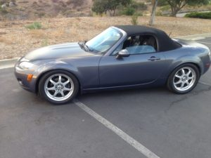 2007 MX5 Miata Grand Touring