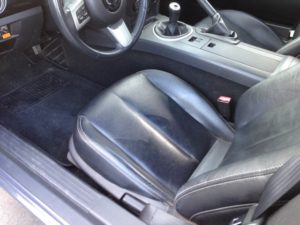 2007 MX5 Miata Grand Touring Passenger Seat