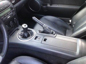2007 MX5 Miata Grand Touring Front Seat
