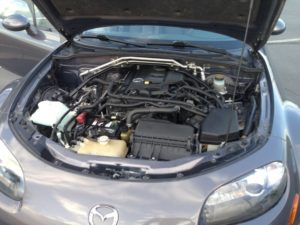 2007 MX5 Miata Grand Touring Engine