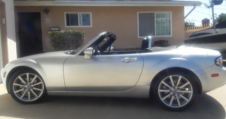 2006 Miata Limited Side