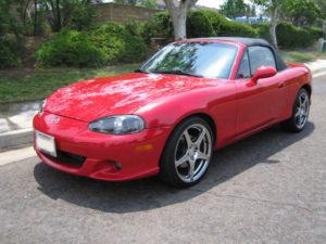 2004 Pristine Mazda MX-5