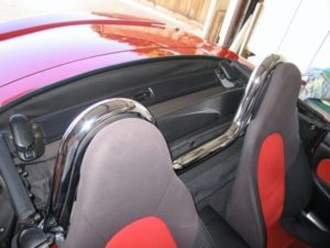 2004 Pristine Mazda MX-5 Seats