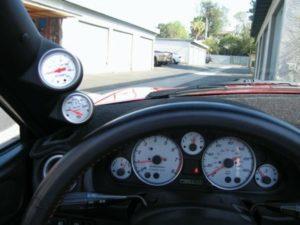 2004 Pristine Mazda MX-5 Dash